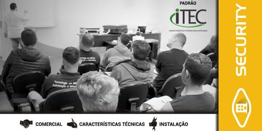 INTELBRAS - CERTIFICAÇÃO TÉCNICA - ALARMES MONITORADOS E SENSORES