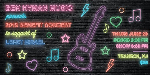 Ben Hyman Music Benefit Concert 2019--Middle School Band