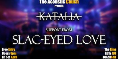 Katalia & Slac-Eyed Love