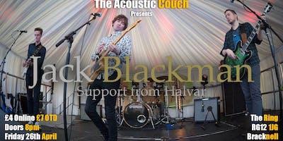 Jack Blackman + Halvar