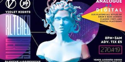 Violet Nights presents Altered Beats