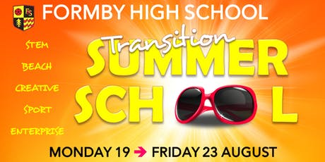 Transition Summer School 2019 tickets