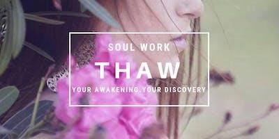 Soul Work ~ Spring THAW Awaken. Discover