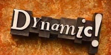 Dynamic Councillor 2019 - Saturday 9 November, Kings Hill Community Centre tickets