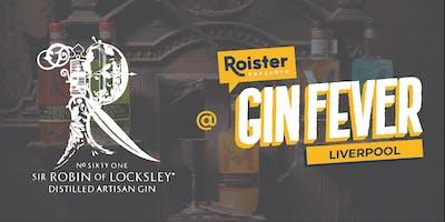 Locksley Distillery Masterclass at Gin Fever Festival