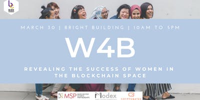 #W4B: Revealing the Success of Women in the Blockchain Space
