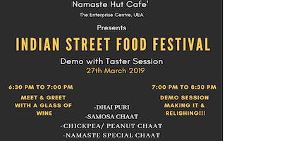 INDIAN STREET FOOD FESTIVAL