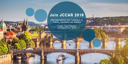 2019 International Joint Conference on Control, Automation and Robotics (JCCAR 2019)