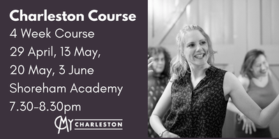 4 Week Charleston Course at Shoreham Academy, Shoreham
