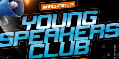 Young Speakers Club Ages Saturdays Pm