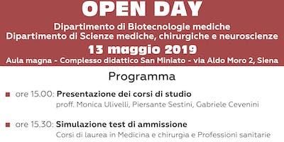 Open Day Medicina