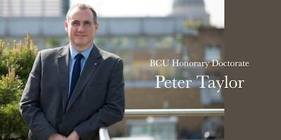 Talking Practice: Peter Taylor