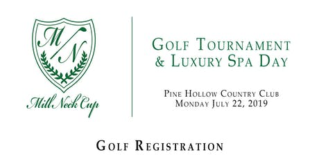 Mill Neck Cup - Golf Tournament & Luxury Spa Day tickets