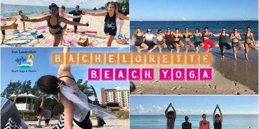 Bachelorette Beach Yoga