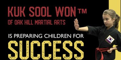 FREE Introductory Martial Arts Lesson for ages 4-6, 7-12, 13-*****