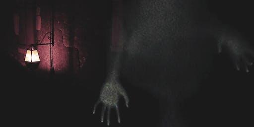 Horror City Exploration Game: Cenci's Curse Haunted Tour