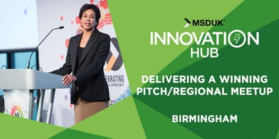 DELIVERING A WINNING PITCH / REGIONAL MEETUP