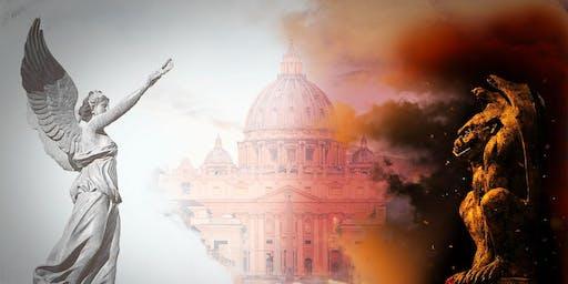 Angels & Demons: Rome City Exploration Game