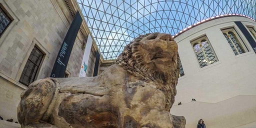 The British Museum Quiz with 20% off at the Treasure Pub