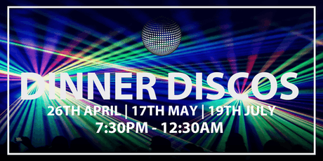 2019 Dinner Discos | Hadlow Manor tickets
