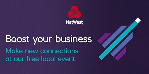 Salisbury Boost Board #Marketing #NatWestBoost