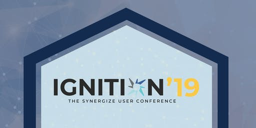 Ignition 2019 – The Synergize User Conference