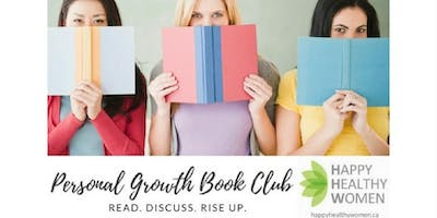 Personal Growth Book Club ~ Canmore