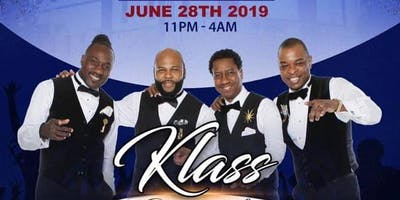 CNDPS-AA Fundraising Featuring KLASS