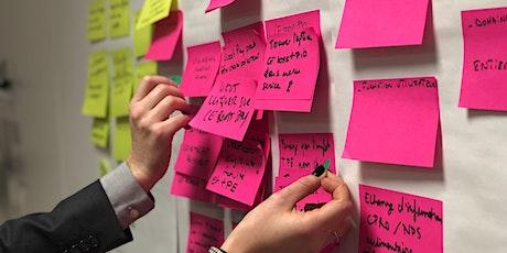 Design thinking - human-centred innovation tickets