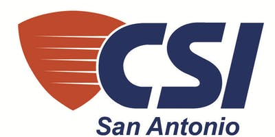 CSI San Antonio Chapter Meeting- Tuesday, March 19th