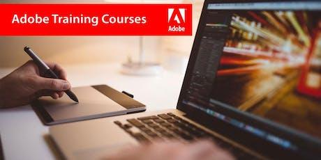 Adobe InDesign CC (2018) - Part 1 tickets