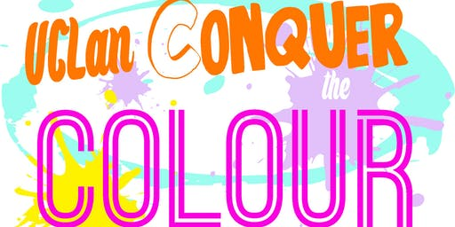 UCLan Conquer the Colour