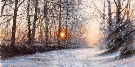 Gouache Workshop- Winter's Glow with Jeremy Ford tickets