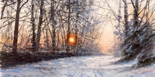 Gouache Workshop- Winter's Glow with Jeremy Ford