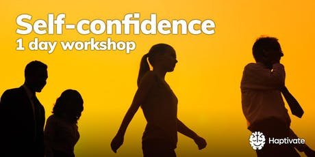 Self confidence for career progression - 1 day workshop tickets