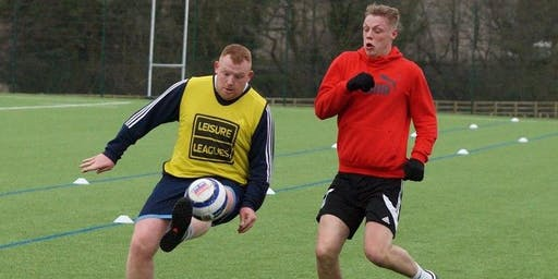 FIRST SEASON KICKS OFF IN NEWARK 6-A-SIDE FOOTBALL LEAGUE