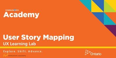 UX Learning Lab: User Story Mapping