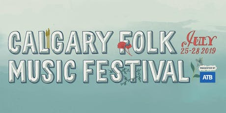 40th Annual Calgary Folk Music Festival tickets