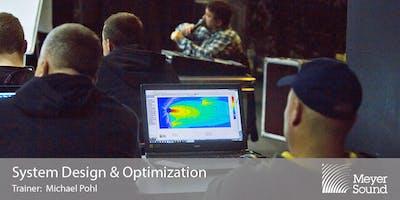 System Design & Optimization | Melbeck 2019