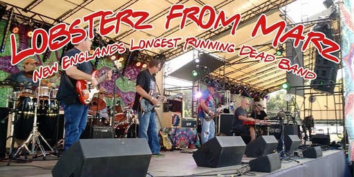 Lobsterz from Marz - New England's Longest Running Dead Band