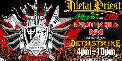 Harbor Blast Masters of Metal