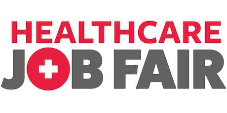 Healthcare Job Fair - Dublin October 2019  tickets