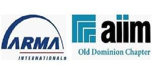 AIIM/ARMA Spring All-Day Seminar - Wednesday April 10,...