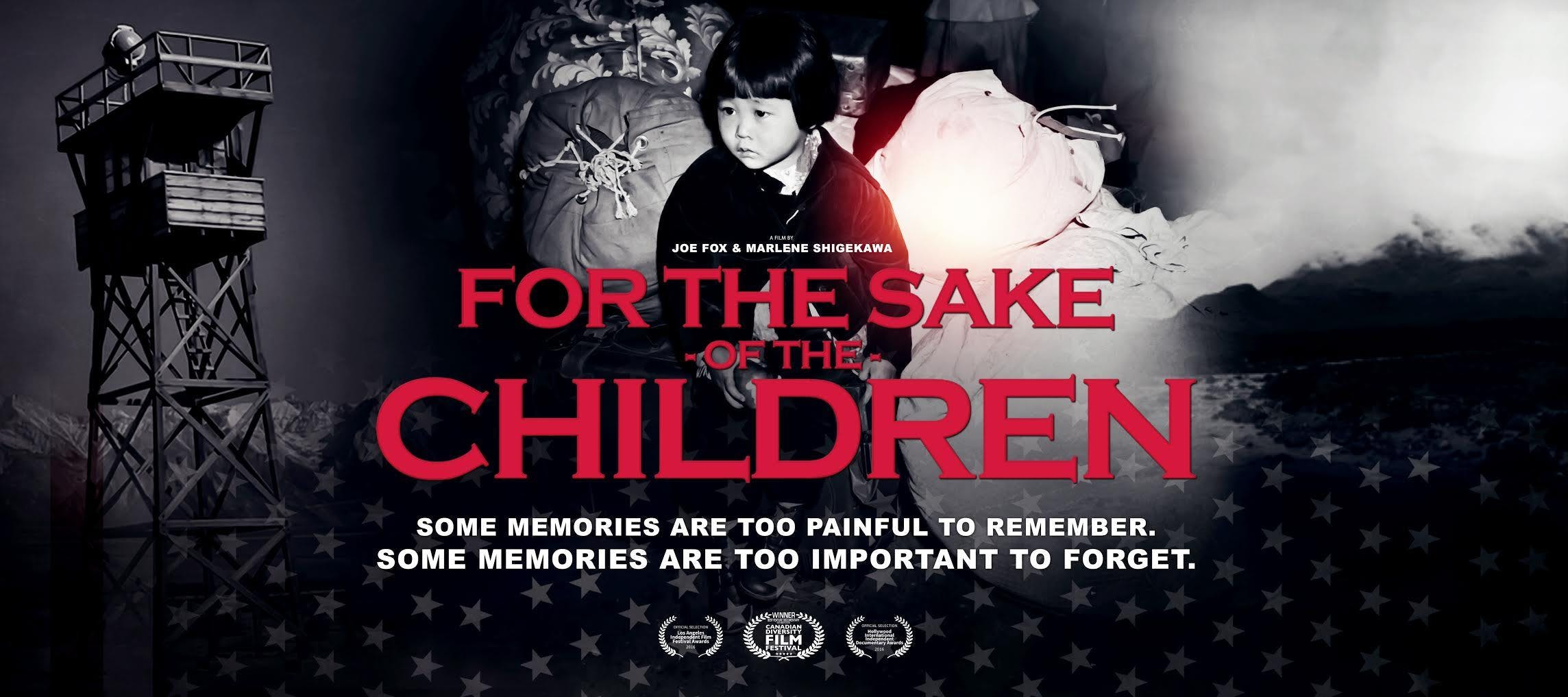 For the Sake of the Children Film Screening & Discussion