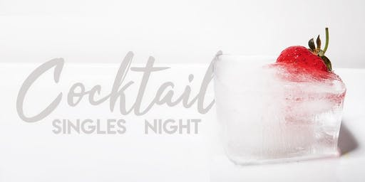 Cocktail Singles Night (25-45 Jahre)