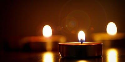 Fire Gazing Meditation