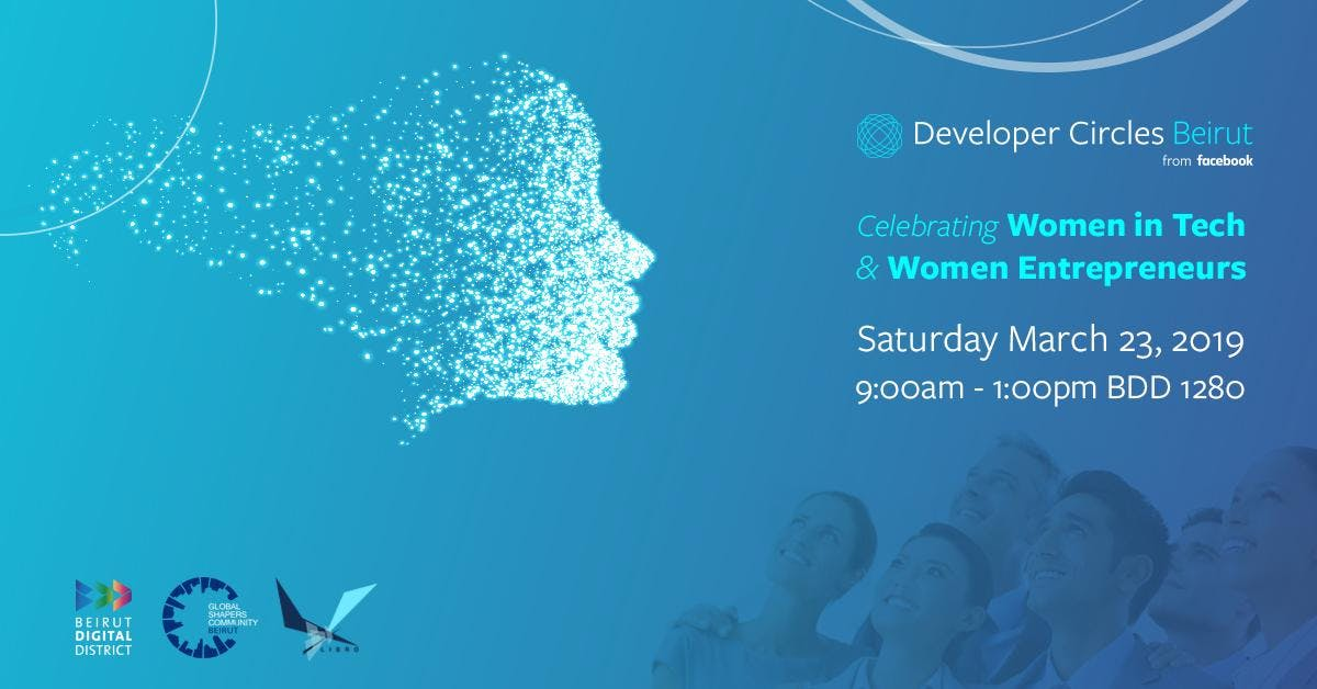 Celebrating Women in Tech & Women Entrepreneu