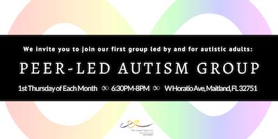 Peer-Led Autism Group