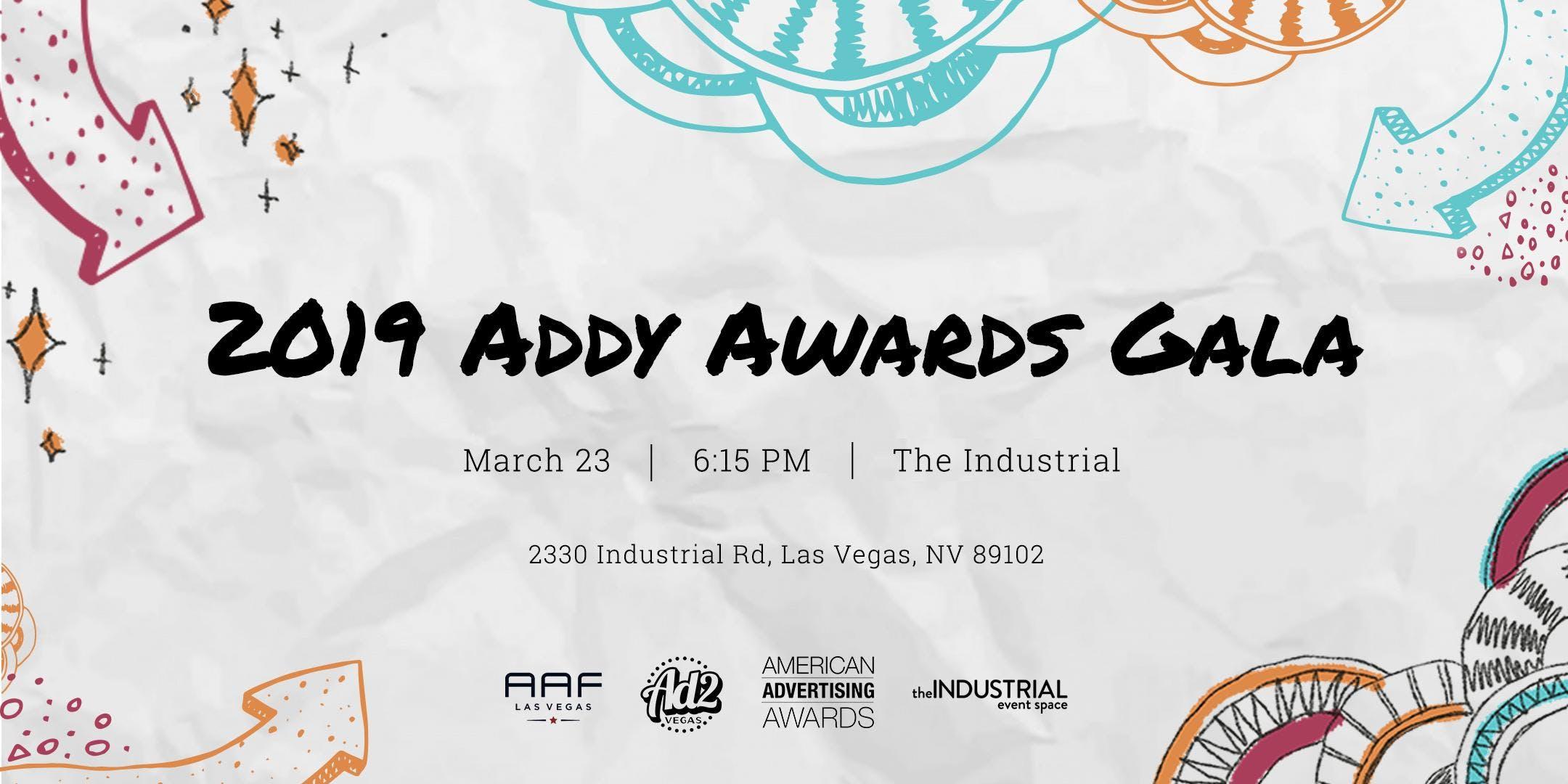 2019 Las Vegas ADDY Awards