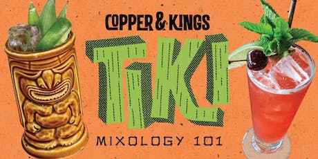 Tiki Mixology 101 tickets